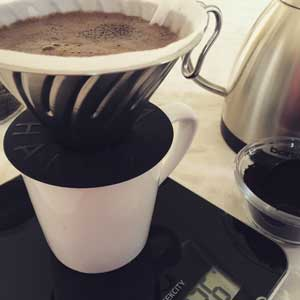 metal coffee drippers pour-over coffee world