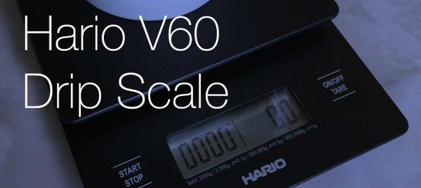 Pour Over Coffee Hario V60 Drip Scale