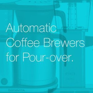 Automatic Pour-over Coffee Brewers