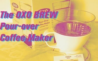 OXO BREW Pour-over Coffee Maker Review